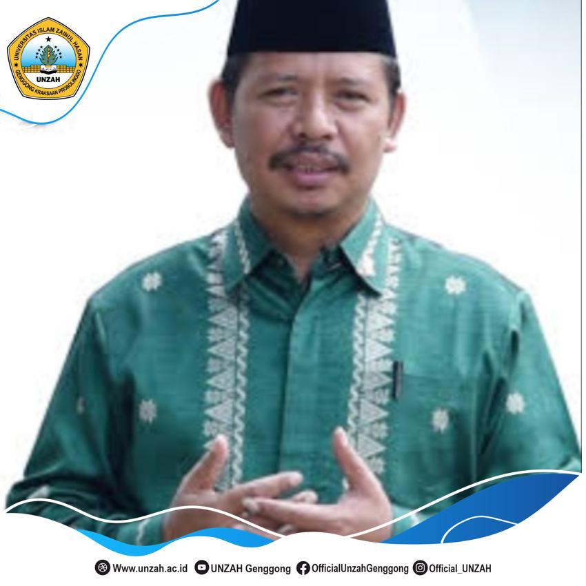 Kagumi UNZAH, Prof. Dr. Suyitno: UNZAH Adalah Kampus Masa Depan, Akan Saya Kawal.